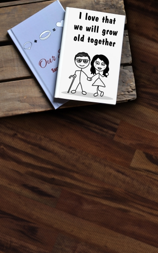 Personalized Wedding Gifts by LoveBook