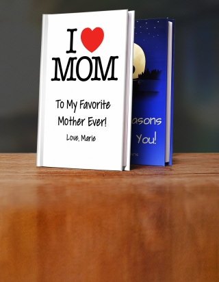 Mothers Day Personalized Gifts by LoveBook