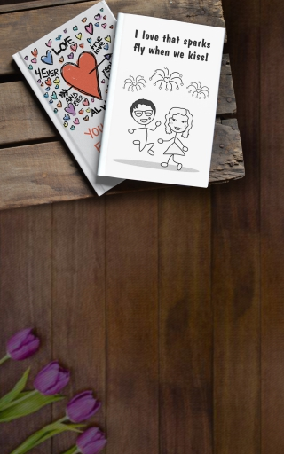 Personalized Romantic Gifts by LoveBook