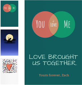 Personalized Romantic Valentine's Day Gifts - LoveBook Covers