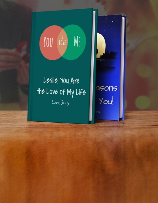 Wedding Proposal Personalized Gifts by LoveBook