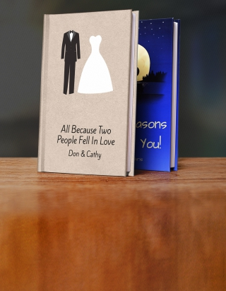 Wedding Personalized Gifts by LoveBook